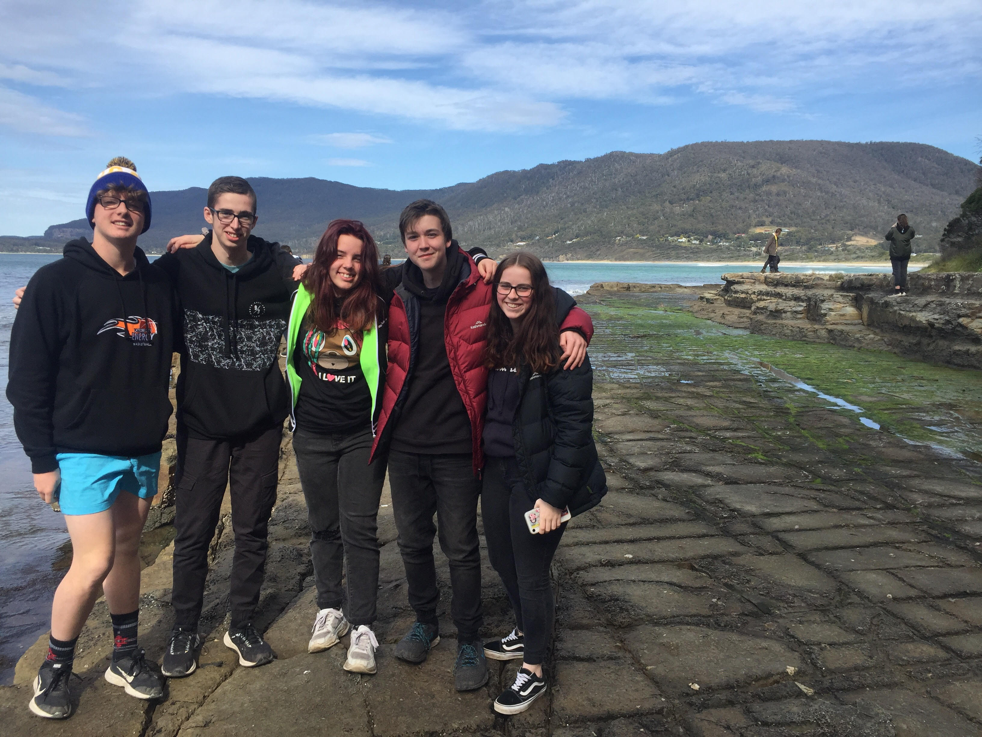 Year 10 Tasmania Camp