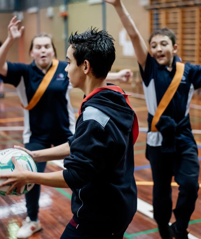 Sports and Activities Program - Junior
