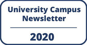 University Campus Newsletters 2020
