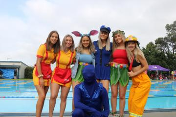 Inter-house Swimming Carnival